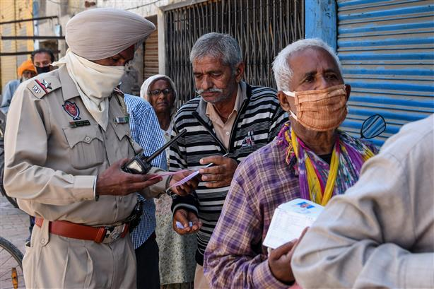 Coronavirus: Punjab reports 15 new cases, state tally rises to 1,247