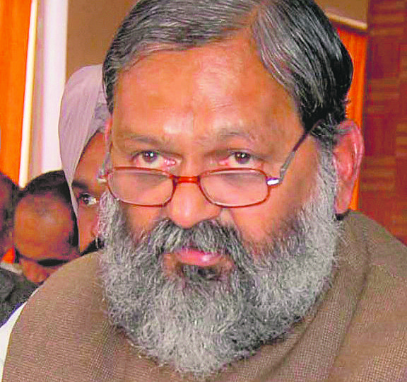 Vij orders for opening all OPDs across Haryana