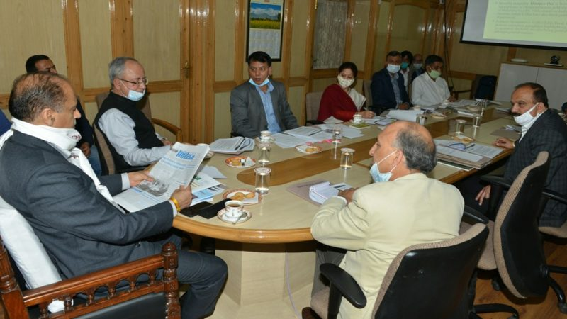 CM directs officers for effective dissemination of policies and programmes of the State Government
