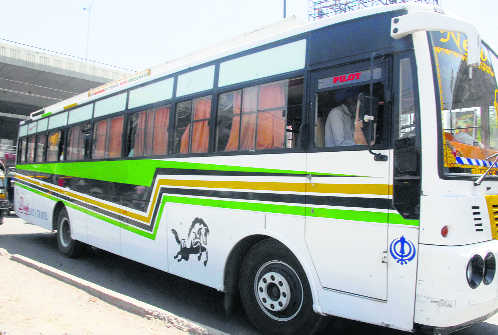 Private buses to take 50% passengers