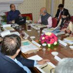 CM urges Union Ministry to expedite work on heliports in State